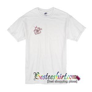 White Shoes T Shirt