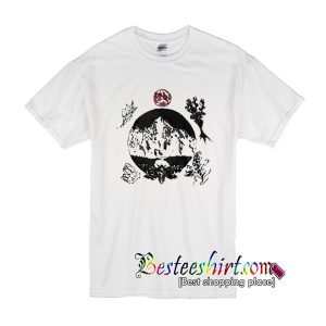 Plant Mountain Art T-Shirt