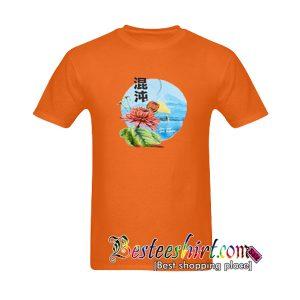 Rose Japanese T Shirt