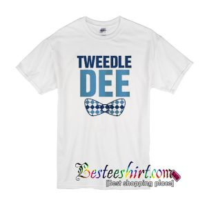 Tweedle Dee T-Shirt couple
