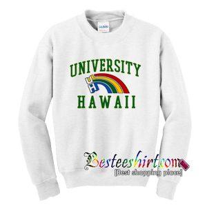 University Hawaii Sweatshirt