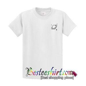 Planet Print tshirt