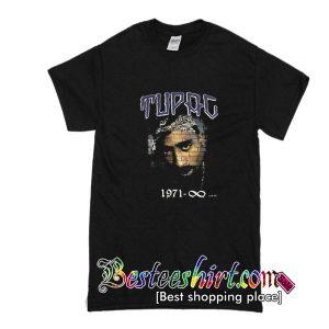 Tupac Shakur Wall T-Shirt