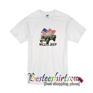 Willys jeep shirt