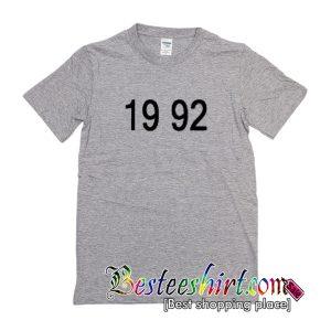 19 92 T Shirt
