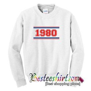 1980 Sweatshirt