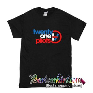 Twenty One Pilots Logo T Shirt