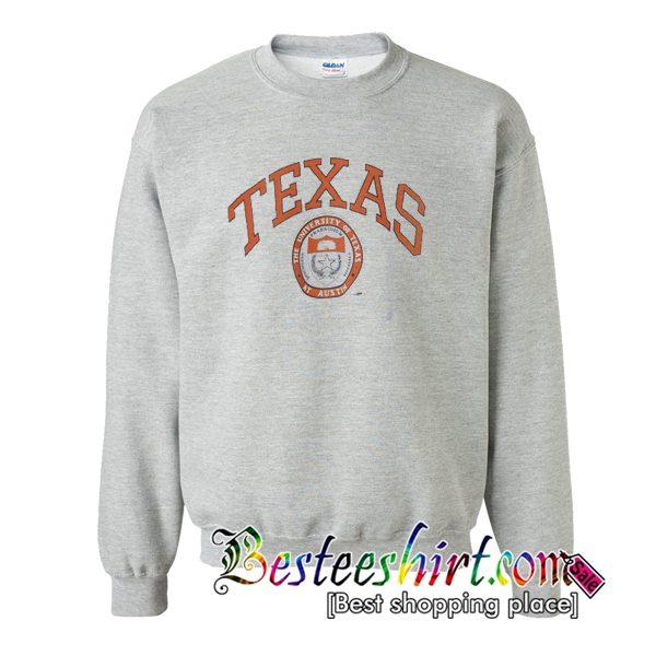 university of texas sweatshirt