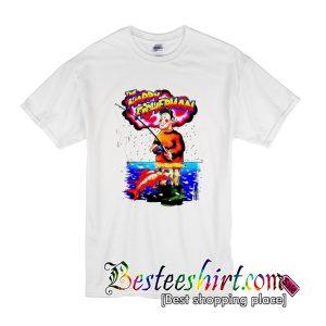 The Happy Fisherman Fishing T-Shirt