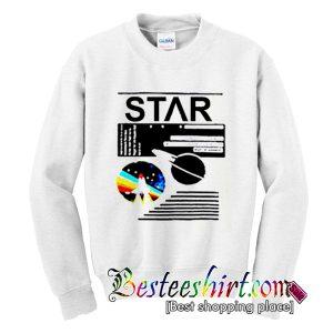 Star Rocket Sweatshirt