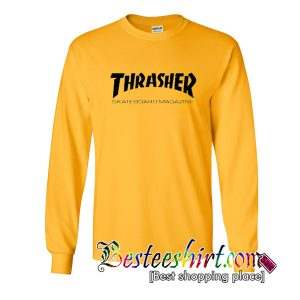 Thrasher Skateboard magazine Sweatshirt