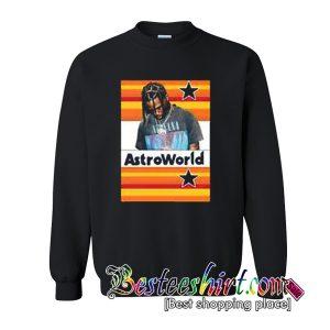 Travis Scott Astroworld Sweatshirt