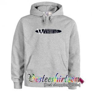 Universitya Of Waterloo Hoodie