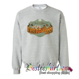 Panic At The Disco Vinyl Pretty Odd Sweatshirt
