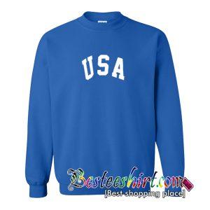 USA Logo Sweatshirt