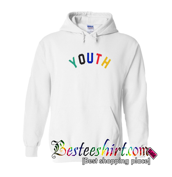 Youth Font Hoodie