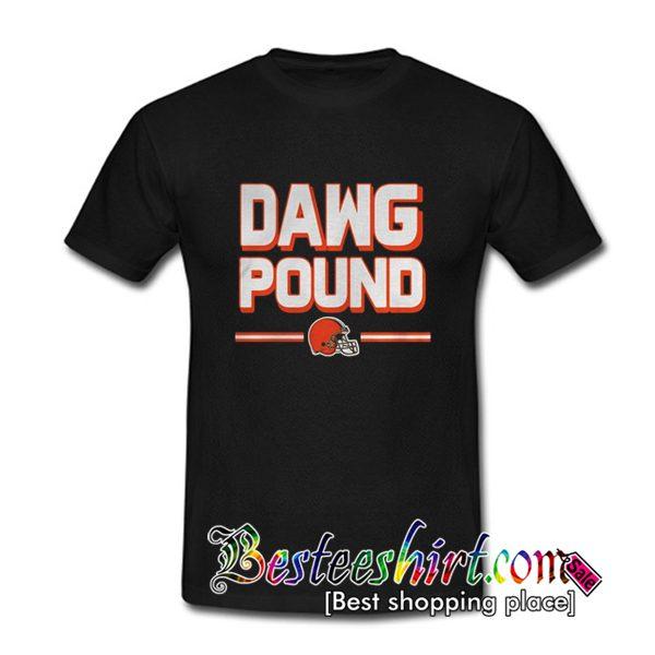 Original l Cleveland Dawg Pound T Shirt