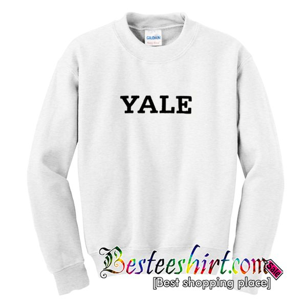 Yale Sweatshirt (BSM)