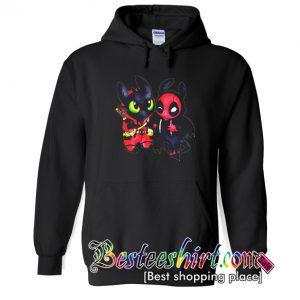 Toothless Swap Deadpool Hoodie (BSM)