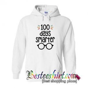 100 Days Smarter 100 Days of School Hoodie (BSM)