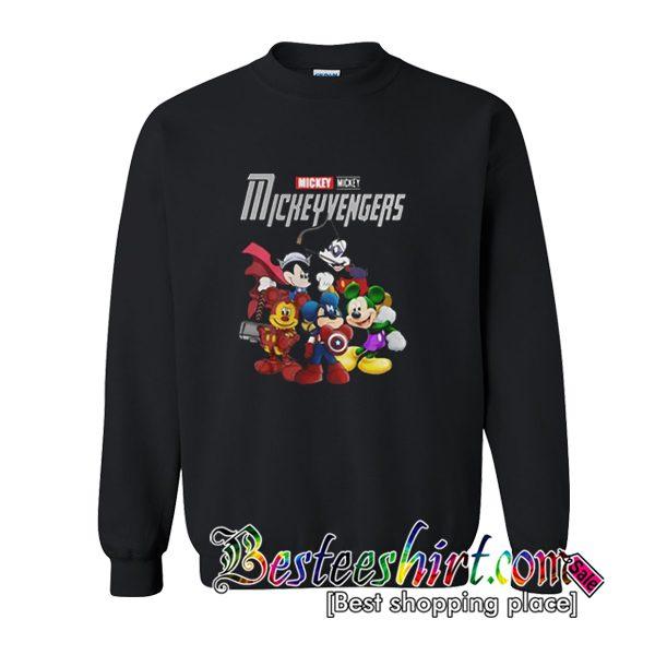 Mickey Avengers Sweatshirt