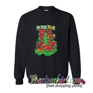 Pickle Rick Sweatshirt (BSM)