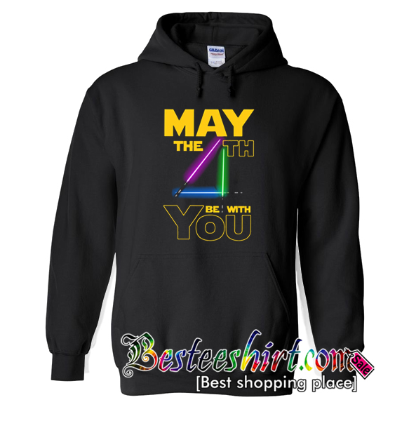 Star Wars May 4th Be With You Hoodie (BSM)