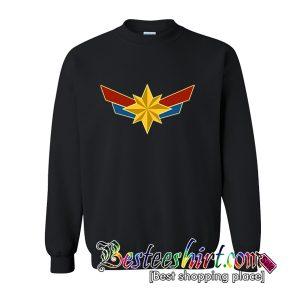 Super Heroine Sweatshirt (BSM)