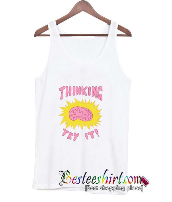 Thinking Try It Tanktop (BSM)