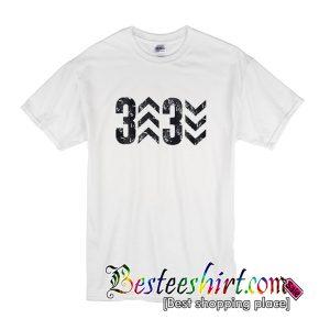 3 Up 3 Down T Shirt (BSM)