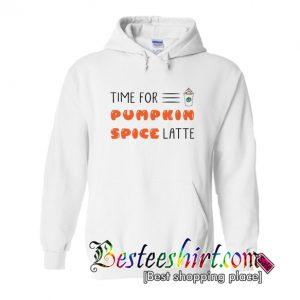 Spice Pumpkin Spice Latte Hoodie (BSM)