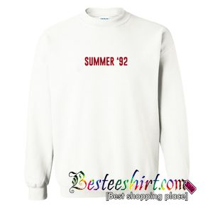 Summer '92 Sweatshirt (BSM)