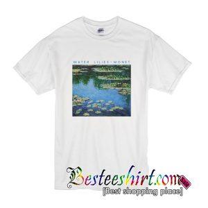 Water Lily Art T Shirt (BSM)