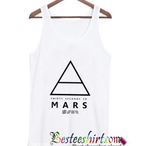 30 Seconds To Mars Tanktop (BSM)