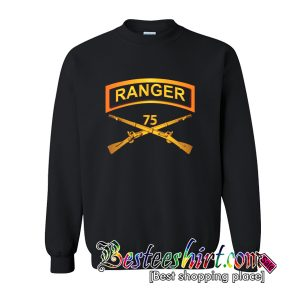 75th Infantry Regiment Sweatshirt (BSM)
