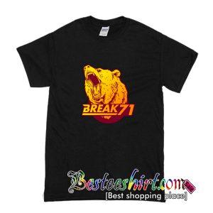 Bear Tee Crewneck T Shirt (BSM)