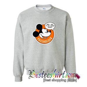 Why Yes, I am going again Sweatshirt (BSM)