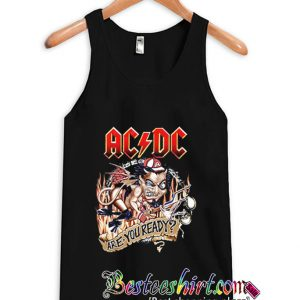 ACDC Are You Ready Tanktop (BSM)