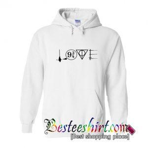 Love Inspired Harry Potter Hoodie (BSM)