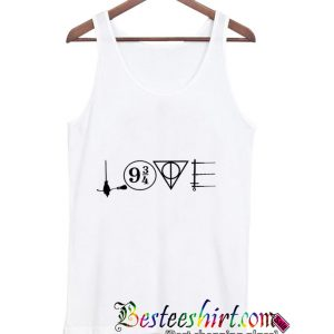 Love Inspired Harry Potter Tanktop (BSM)