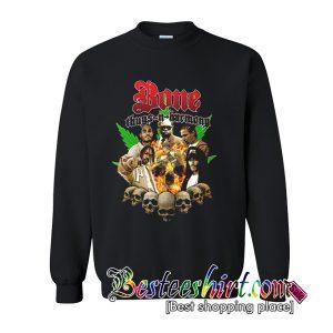 Viintage 90's Bone Thugs N Harmony Sweatshirt (BSM)