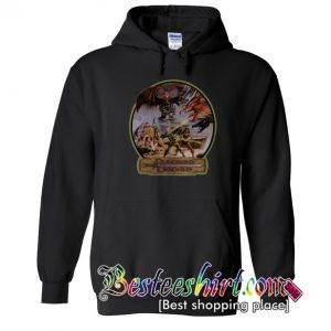 80's Dungeons & Dragons Hoodie (BSM)