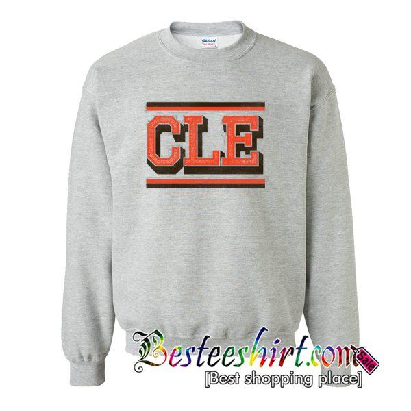 CLE Sweatshirt (BSM)