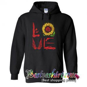 Love Sunflower Supernatural Hoodie (BSM)
