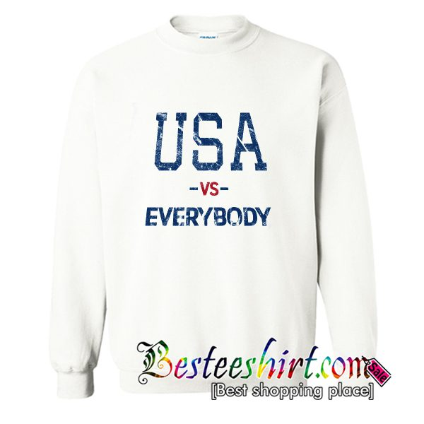 Vintage USA vs Everybody Sweatshirt (BSM)