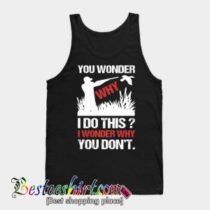 You Wonder Tanktop (BSM)