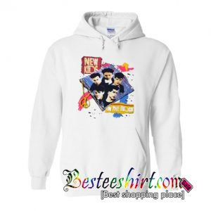 1990 Single Stitch NKOTB Hoodie (BSM)