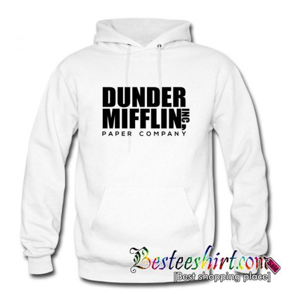 Dunder Mifflin Hoodie (BSM)