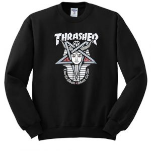 Thrasher Magazine Goddess Sweatshirt (BSM)