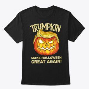 Trumpkin Halloween T Shirt (BSM)